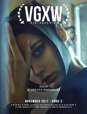 VGXW - November 2017 Book 3 (Cover 6)
