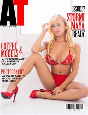 Alwayz Therro - Stormi Maya - October 2017 - Issue 87
