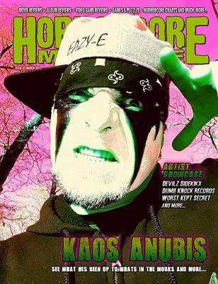 Issue 33 - Kaos Anubis & Worst Kept Secret