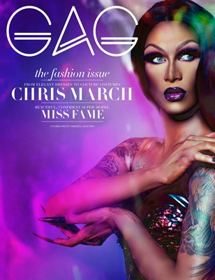 GAG Magazine - The Fashion Issue #2