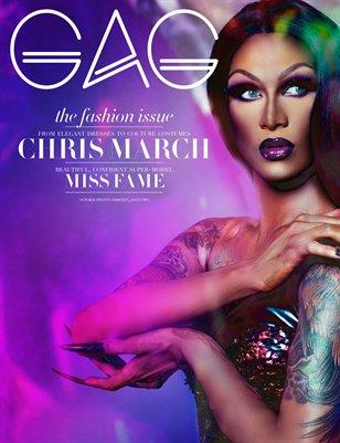 GAG Magazine - The Fashion Issue #2