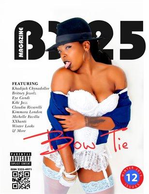 Issue 12 With Paris BowTie (Update)