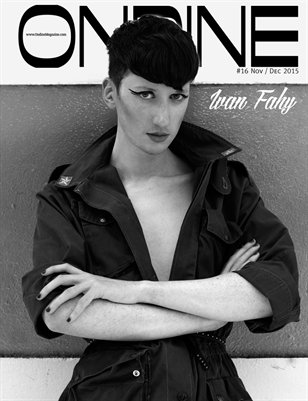 Ondine Magazine Nov/Dec 2015