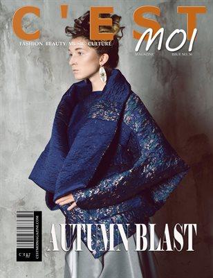 C'est Moi Magazine Issue Thirty Six