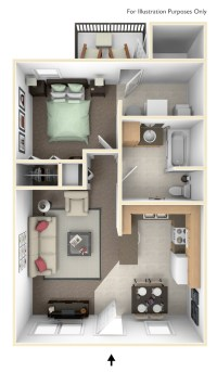 Cheswick Village Apartments - Apartment - West Lafayette, IN