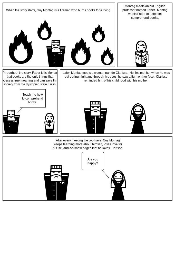️ Symbols in fahrenheit 451. Symbolism in Fahrenheit 451