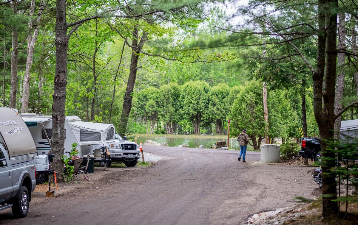 Cedar Haven Family Campground  Cabins  Online Reservations