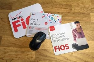 Verizon Fios Mouse Pad