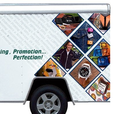 Superior Truck and Trailer Wrap