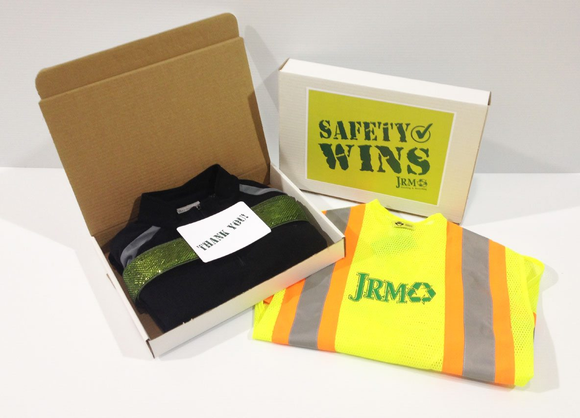 JRM Safe Driving Promotion | Employee Incentives