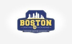 Boston Crating & Packaging | Logo Design | Graphic Design