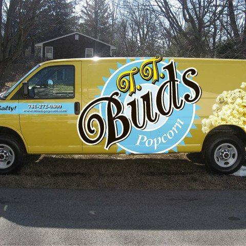 T.T. Buds Van Wrap