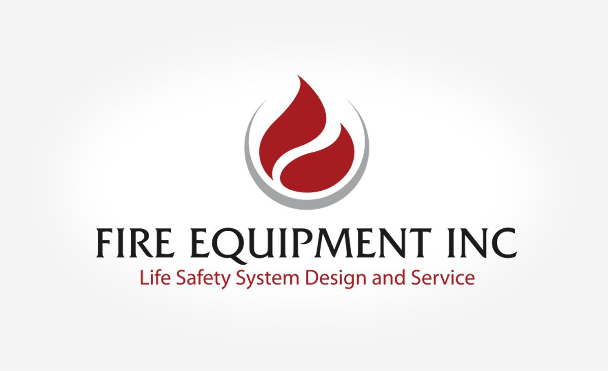 Fire Equipment | Logo Design
