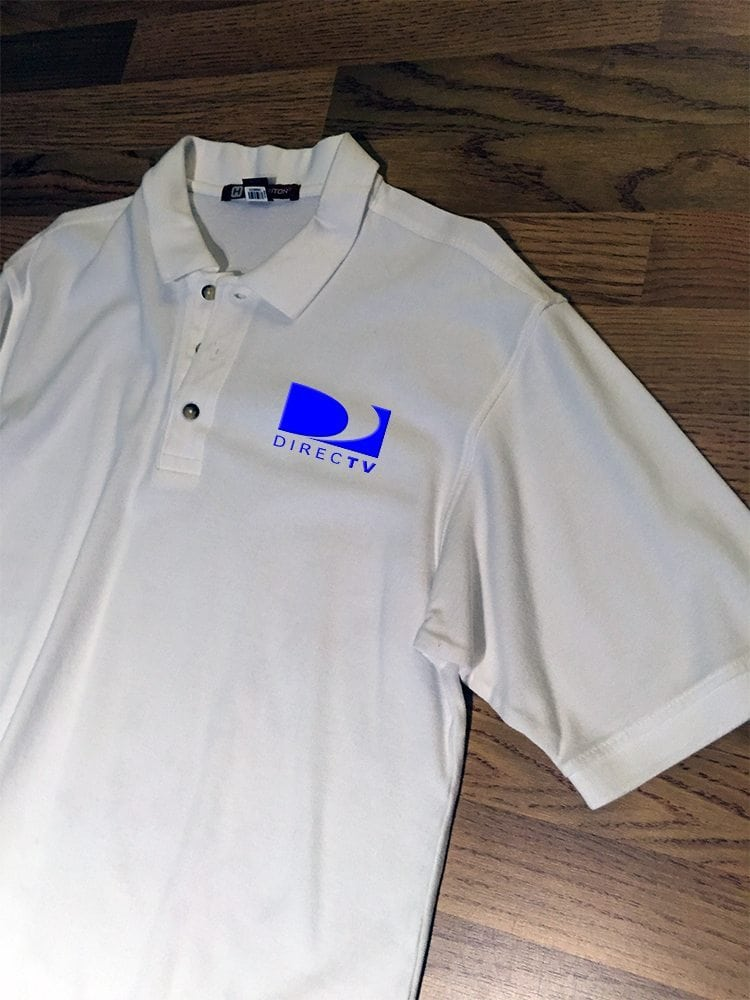 Direct TV Polo Shirt