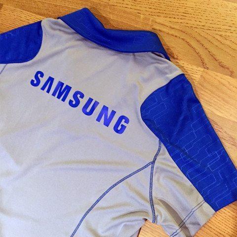 Samsung Cycling Shirt