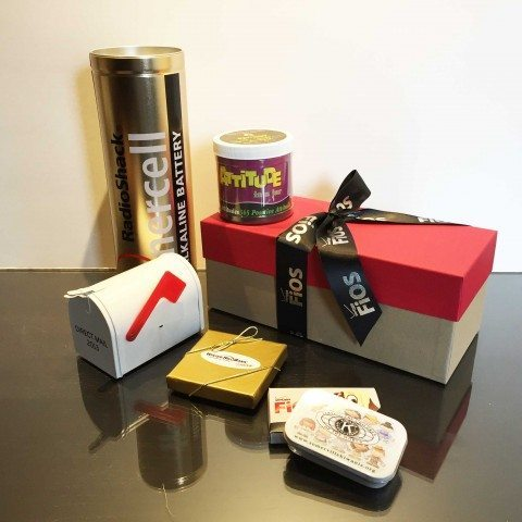 Packaging & Promotional Item Design