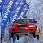 Rally Car Wrap & Signage | Large Format Print