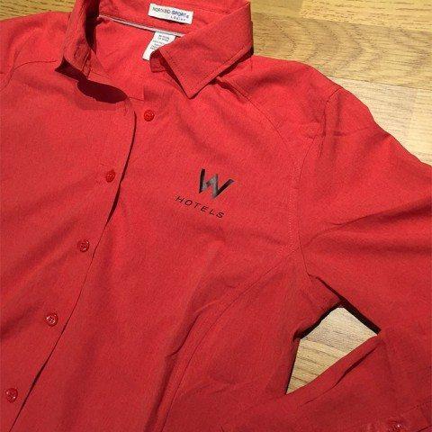 W-Hotels Uniform