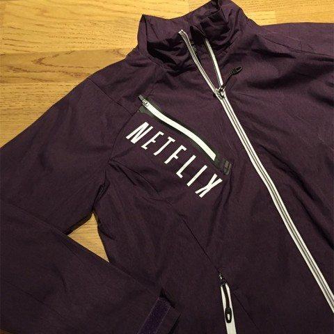 Netflix Jacket