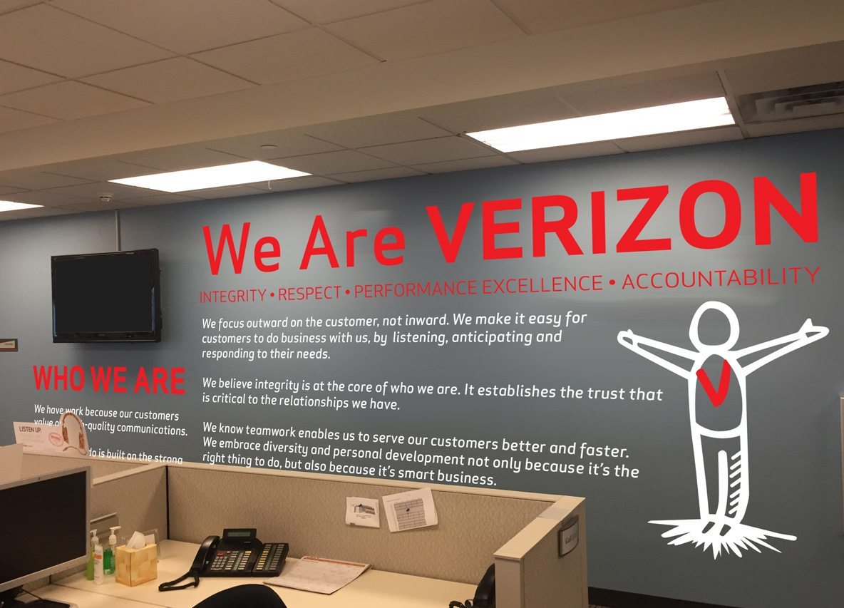 Verizon Call Centers, Pittsburg, PA and Livingston, NJ
