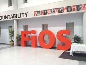 Fios Block Letters