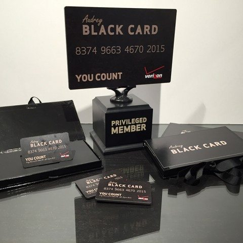 Verizon Black Card
