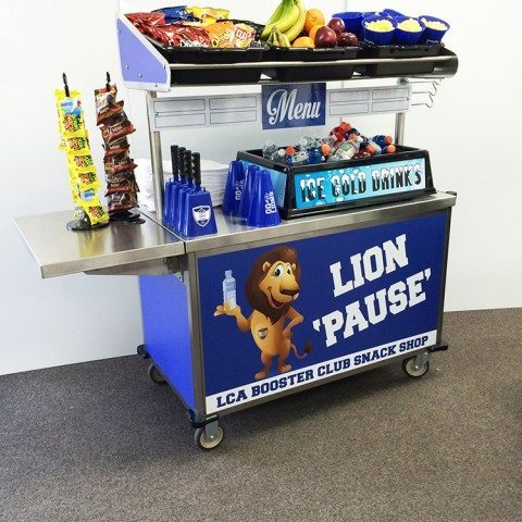 LCA Snack Cart