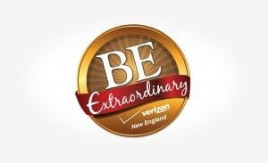 Be Extraorinadry by Verizon | Logo design Medford, MA | Boston, MA