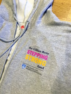 The Gillian Reny Stepping Strong Fund | Hooded Sweatshirt