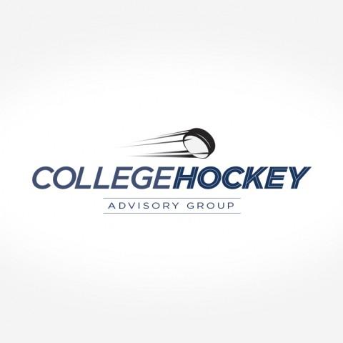 College Hockey Advisory Group Logo