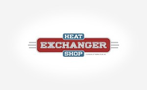 Heat Exchanger Shop | Logo Design | Medford, MA | Boston. MA