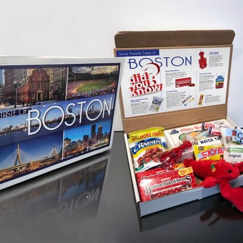 A Taste of Boston