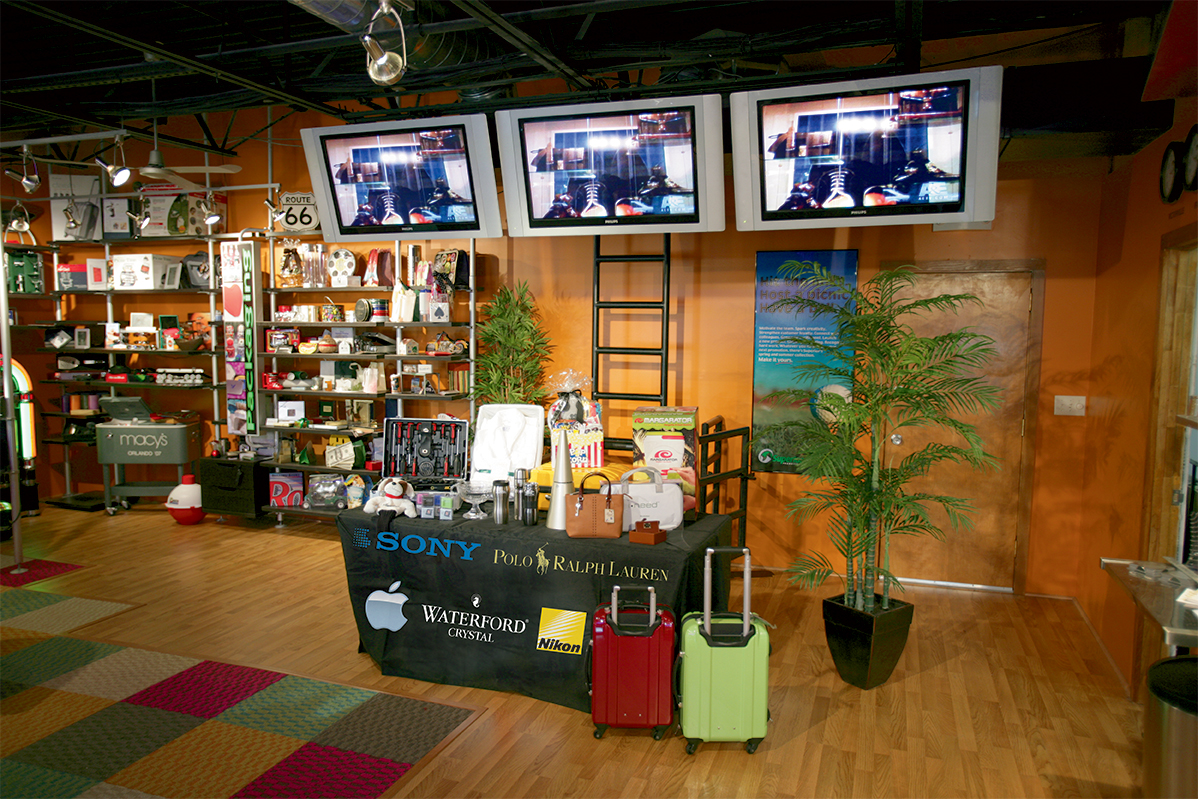 Superior Print & Promotions Showroom | Medford, MA
