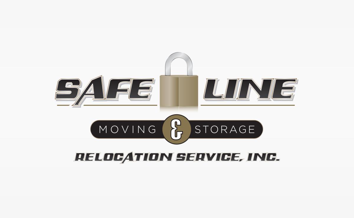 Safeline Relocation Logo | Log Design, Graphic Design | Medford | Boston, MA