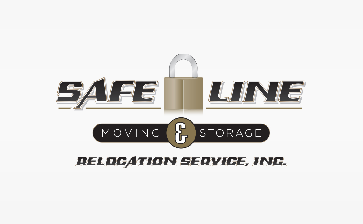 Safeline Relocation Logo | Logo Design, Graphic Design | Medford | Boston, MA