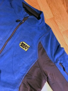 Best Buy Blue Pullover | Custom Embroidery and Apparel | Boston, Medford