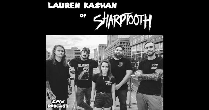 Lauren Kashan of Sharptooth