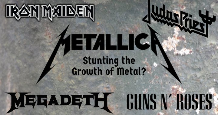 Is Metallica Stunting the Growth of Metal?