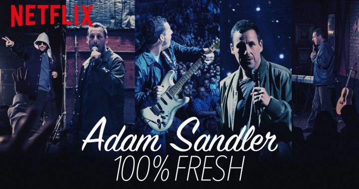 Re-enter Sandman: Adam Sandler is Funny Again