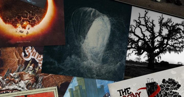 Jon Lynch's Top 10 Metal Albums of 2018