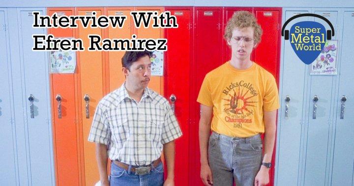 Efren Ramirez on Napoleon Dynamite
