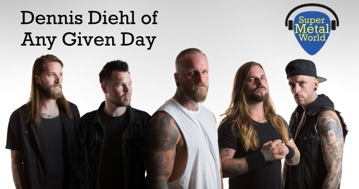 Dennis Diehl of Any Given Day