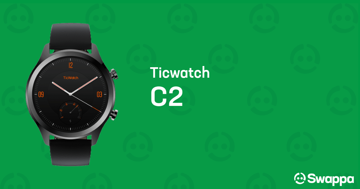 Used Ticwatch C2 smartwatch for sale - Swappa