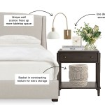 2 Ways To Style A Nightstand Pop Talk Swatchpop
