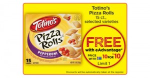 free totino s pizza