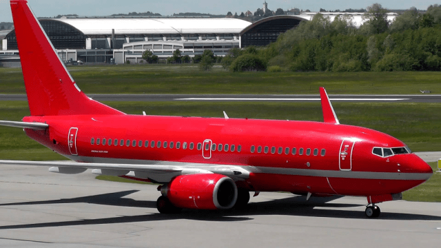 Communications breakdown: seeing red (airplanes)