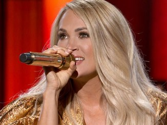 <div>Carrie Underwood was full of nerves during son Isaiah's baseball debut</div>