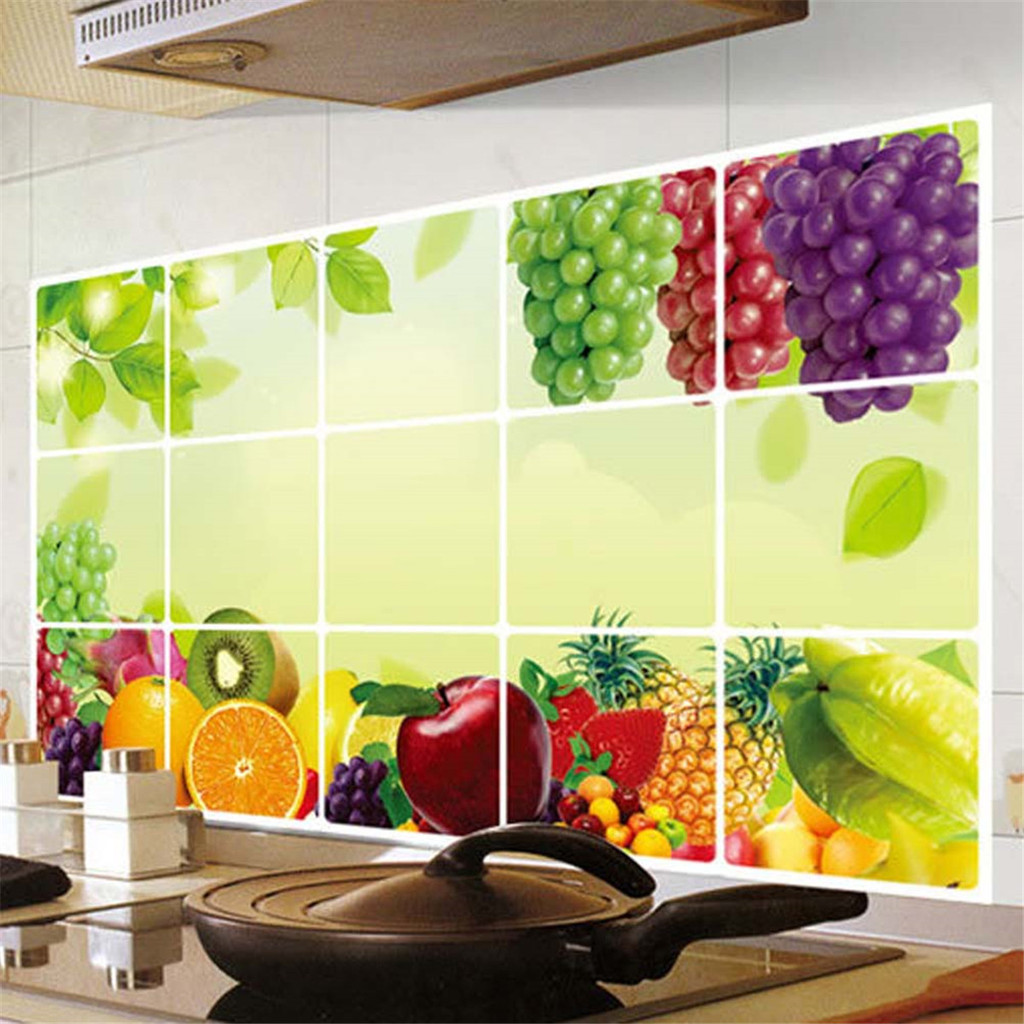 grape decor for kitchen taylor timer diy removable art vinyl wall stickers tanga
