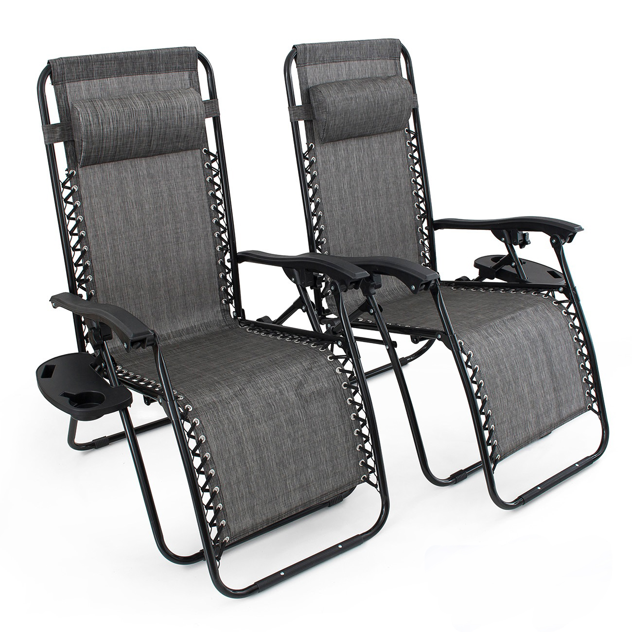 folding banana lounge chair covers for sale walmart belleze patio chairs zero gravity recliner tray