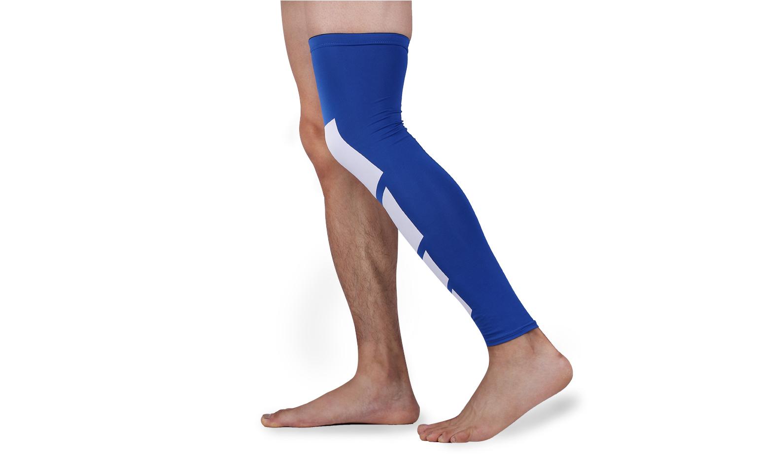 Unisex Full-Length Knee & Calf Medical Grade Compression ...